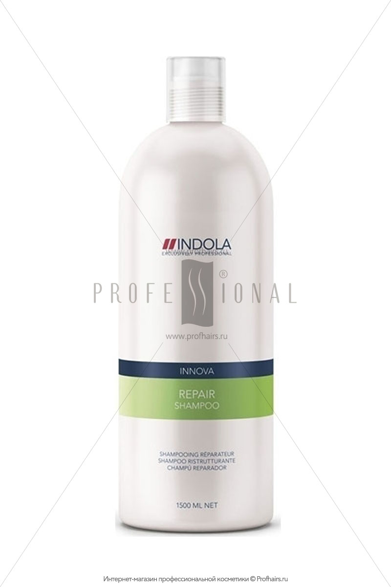 Indola Repair Shampoo Индола Шампунь восстанавливающий 1500 мл.