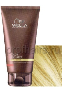 Wella Color Recharge  WARM BLONDE ������� ��� ��������� � ����������� ����� ������ ������� ��������