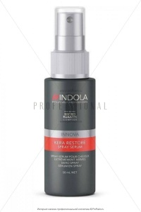 Indola Kera Restore Spray Serum ���������-����� ����������� �������������� 50 ��.