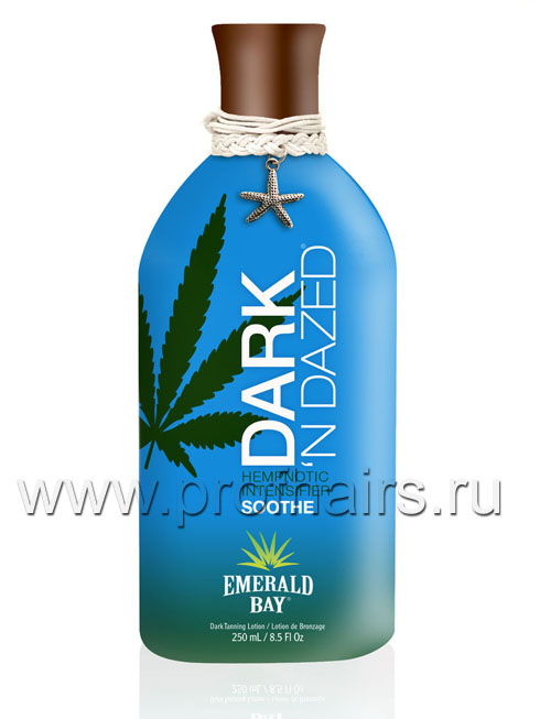 Emerald Bay Dark'n Dazed С конопляным маслом.Без бронзаторов. 250 мл.