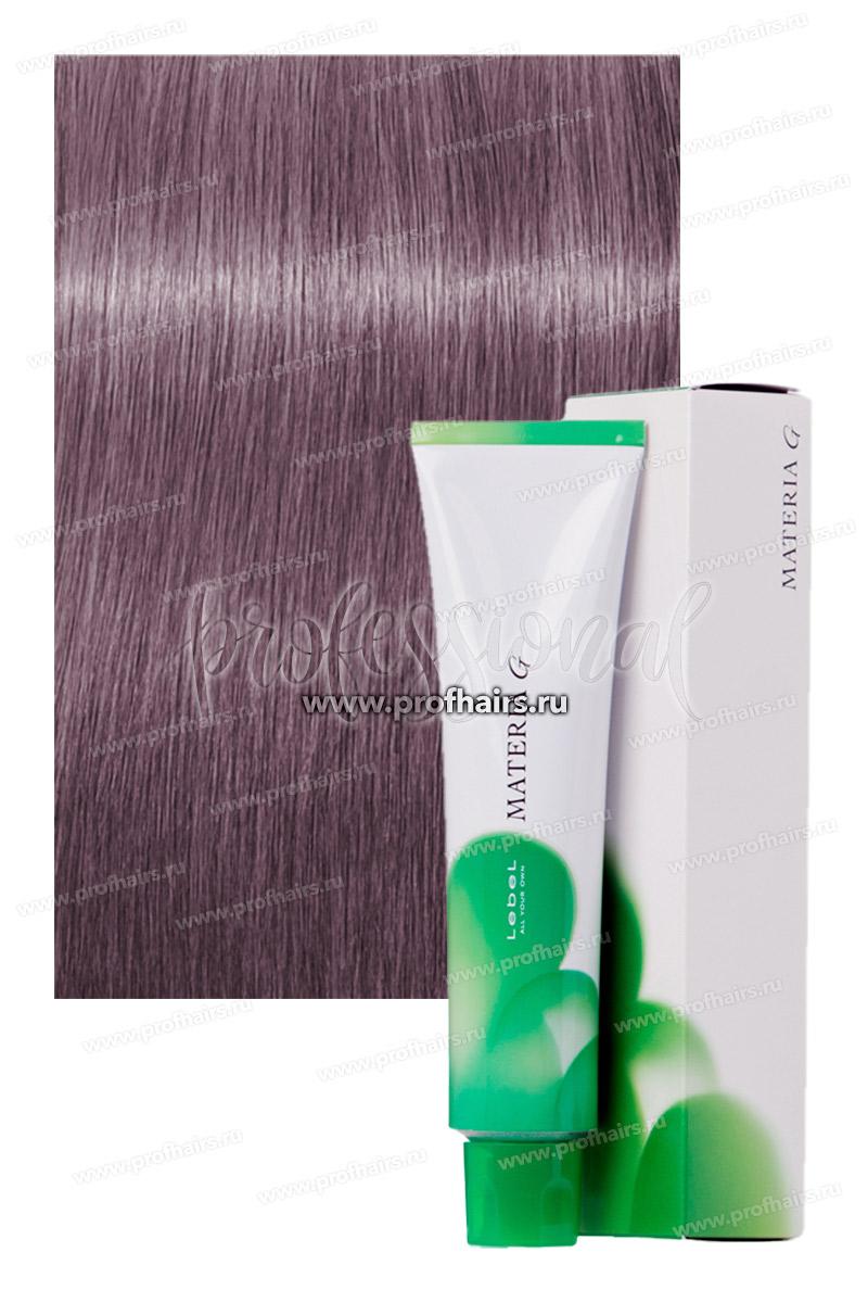 Lebel Materia G V-10G Краска для седых волос Тон Яркий блондин фиолетовый 120 гр.