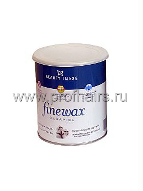Beauty Image Плёночный воск Finewax с экстрактом хлопка 400 мл