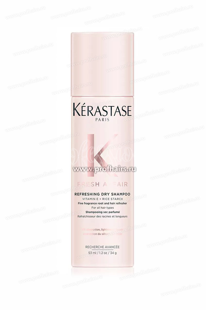 Kerastase Fresh Affair Refreshing Dry Shampoo Сухой шампунь 53 мл.